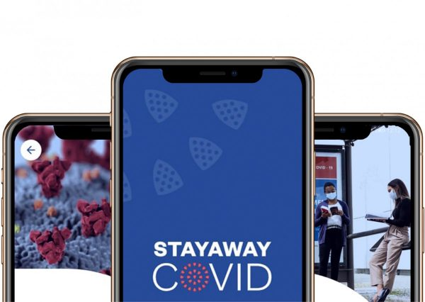STAYAWAY COVID – COVID-19 digital tracking